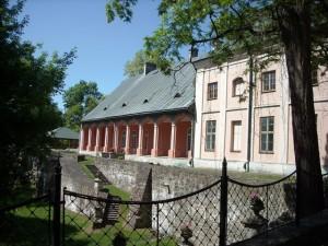 Pałac Lubomirskich w Boguchwale